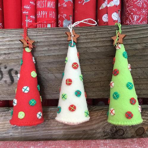 Tree Ornament Kit - Traditional