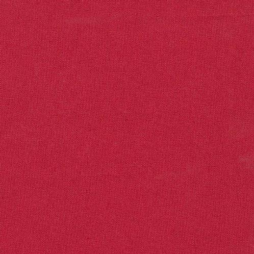 Essex Linen - Crimson $30 pm
