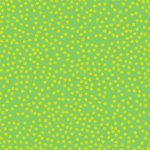 Buzzin Around - Dots Green $28 pm