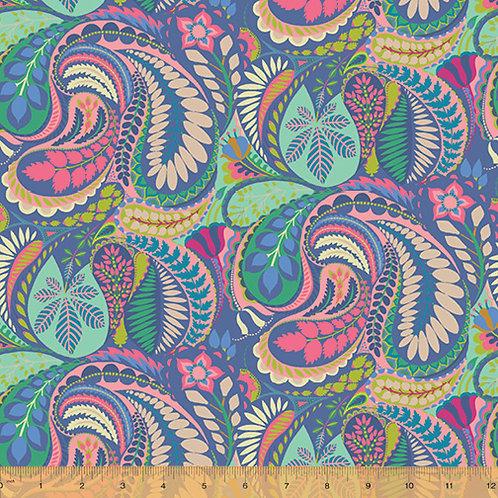 Solstice - Prince Paisley Blue $30 pm