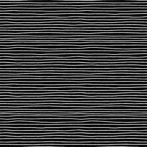 Monochrome - Lines Black $28 pm