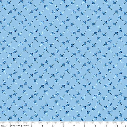 Blue Stitch - Daisy Sky $28 pm