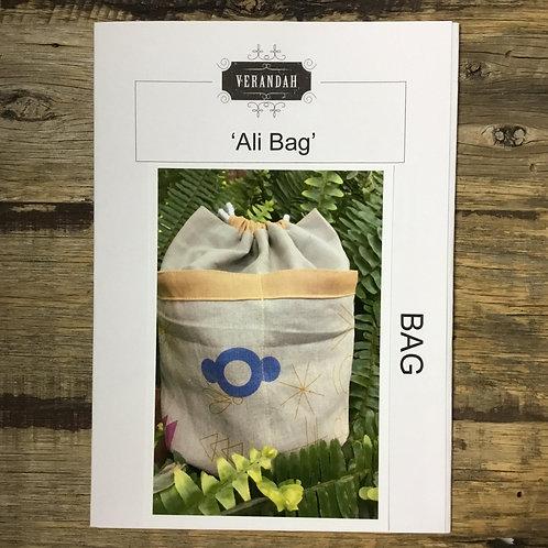 Ali Bag Pattern