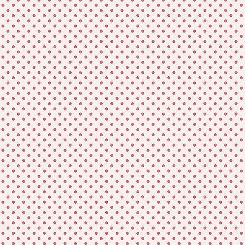 Tilda Basics - Tiny Dots Pink $28 pm