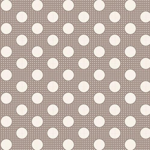 Tilda Basics - Dots Grey $30 pm