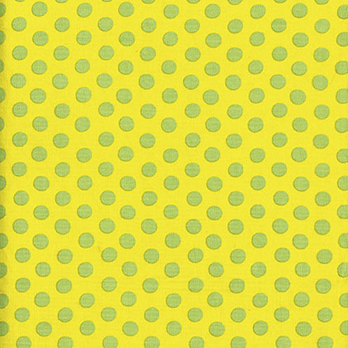 Kaffe Fassett Spot - Yellow $28 pm
