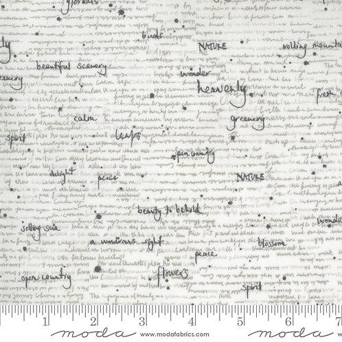 Botanicals Notes Parchment