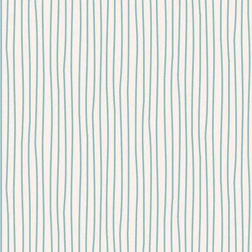 Tilda Classic Basics - Pen Stripe Light Blue $30 pm