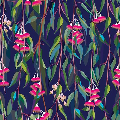 Orenda Joy Green Collection - Gum Blossom Navy $28 pm