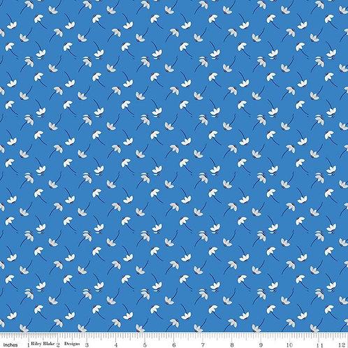 Blue Stitch - Daisy Blue $28 pm