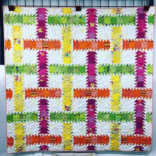 Wiggle Quilt