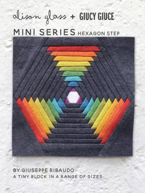 Mini Series Hexagon Step Pattern