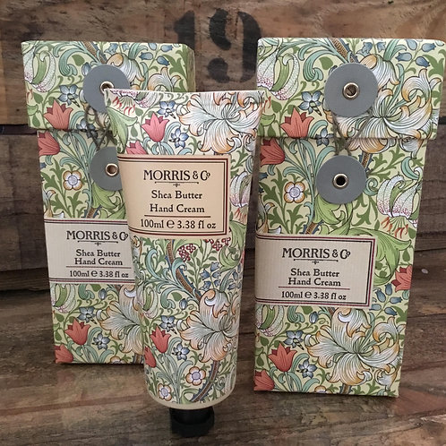 Morris & Co Shea Butter Hand Cream