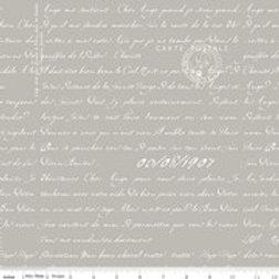 Couturiere Parisienne - Pieres Grey $28 pm