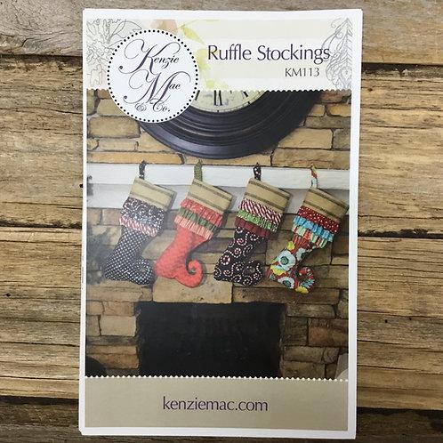 Ruffle Stockings Pattern