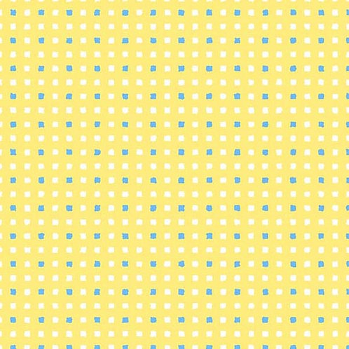 Only You - Square Dot Yellow $28 pm