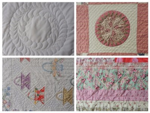 Hand Quilting with Meredithe
