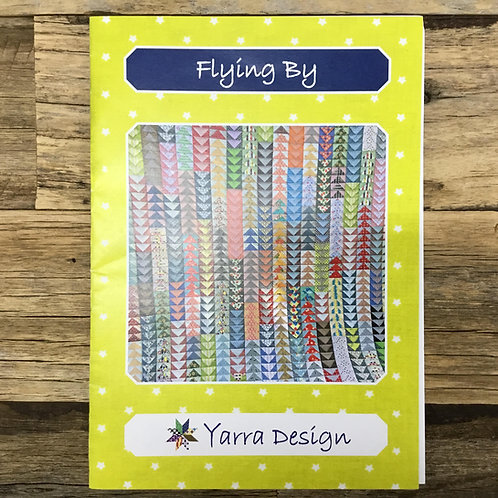 Flying By Quilt Pattern