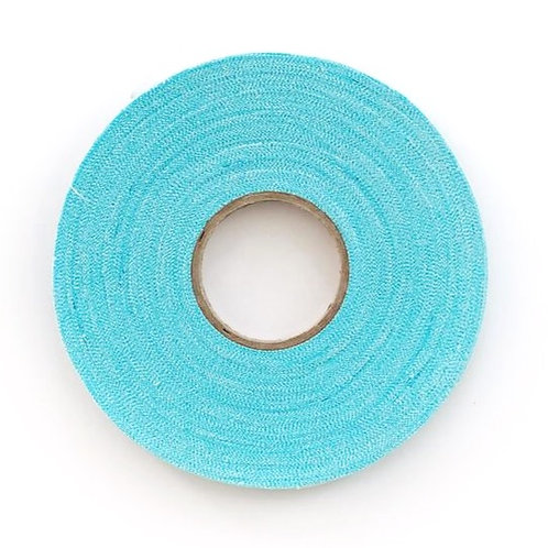 Chenille-It Blooming Bias - Bahama Blue
