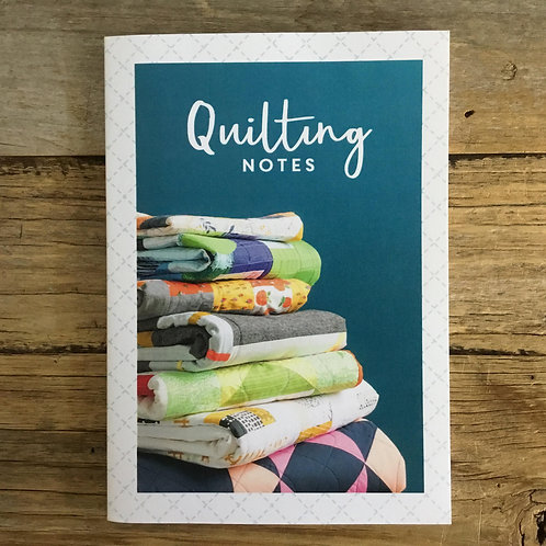 Quilting Note Book
