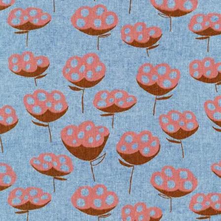 Driftless Cotton Linen - Cadet $36 pm
