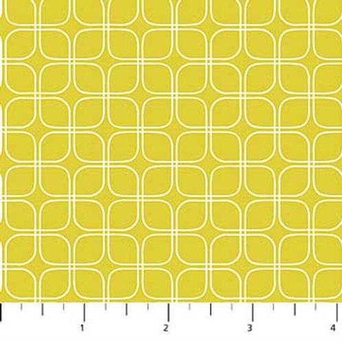 Midsommar - Geometric Yellow $28 pm