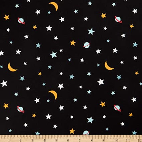 Superfred - Glow In The Dark Galactic Black $14 pm