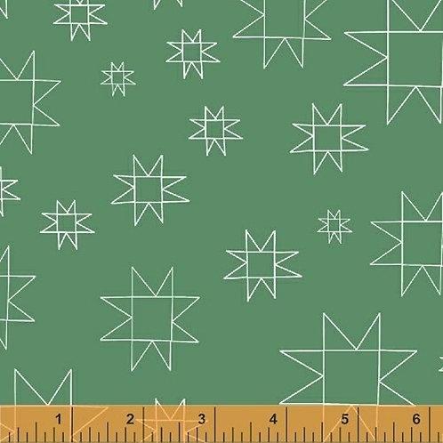 Daisy Chain - Ohio Star Green $14 pm