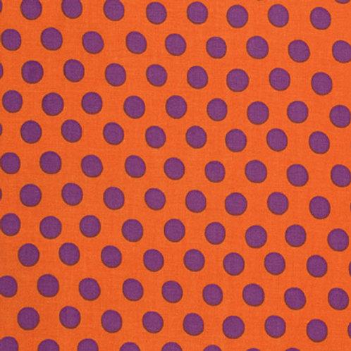 Kaffe Fassett Spot - Orange $28 pm