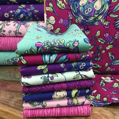 Stag and Thistle 8 x Fat Quarter Bundle