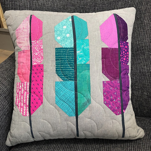 Arctic Feathers Cushion Kit