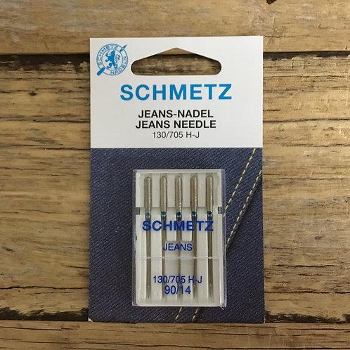 Schmetz Jeans Needle 90/14
