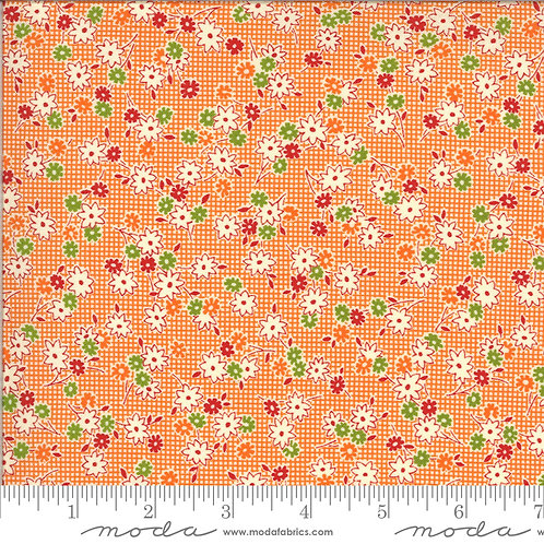 Its Elementary - Apron Floral Orange $28 pm