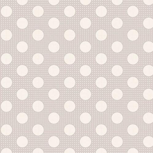 Tilda Basics - Dots Light Grey $30 pm