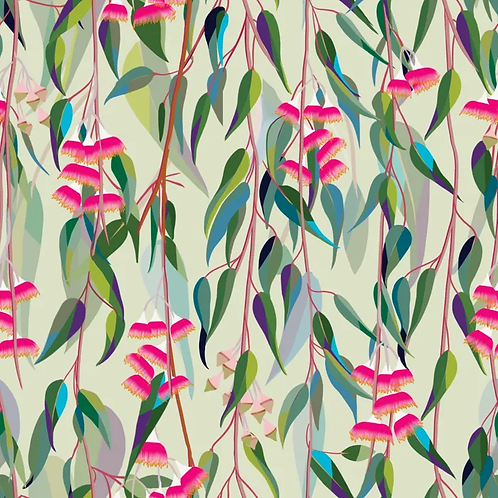 Orenda Joy Green Collection - Gum Blossom Green $28 pm