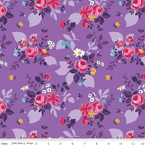 Fleur - Main Purple $28 pm