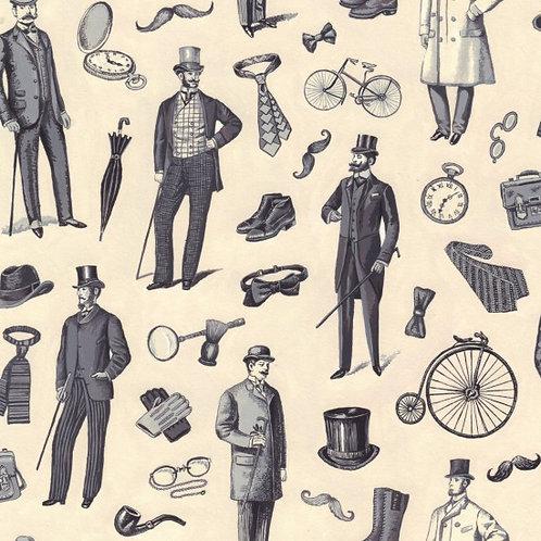 Victorian Vintage - Men $26 pm