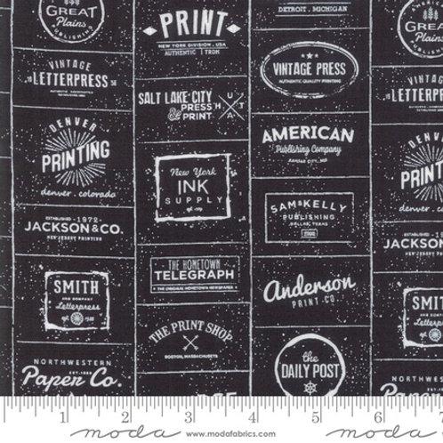 The Print Shop - Logos Black $26 pm