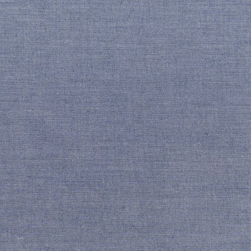 PRESALE - Tilda Woodland Chambray Dark Blue