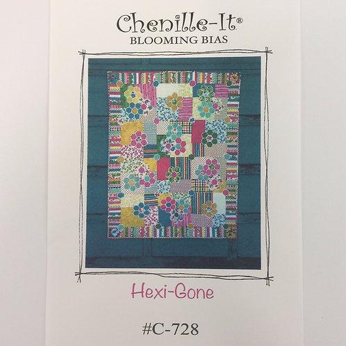 Chenille-It -Hexi-Gone Pattern