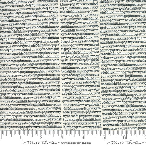 The Print Shop - Newsprint Cream $26 pm