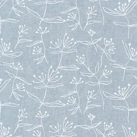 Driftless Cotton Linen - Chambray $36 pm