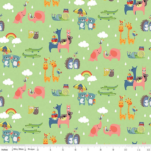 Noah's Ark - Two-By-Two Green $28 pm