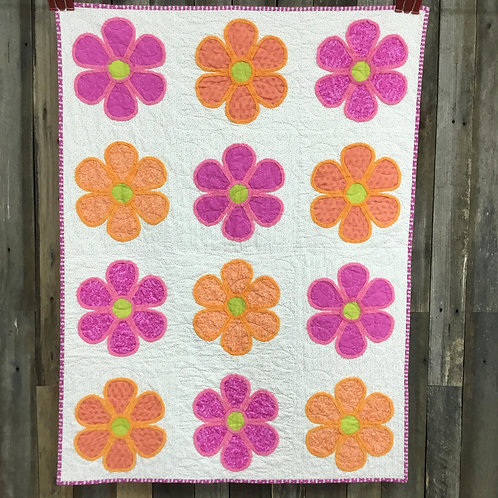 Blooming Buds Quilt Kit