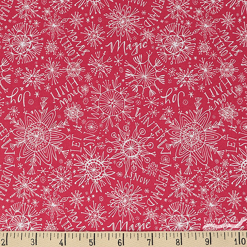 Merry & Bright - Now Happy Red $26 pm