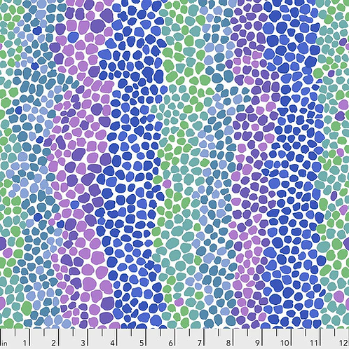 Kaffe Fassett Collective - Pebble Mosaic Ice $30pm