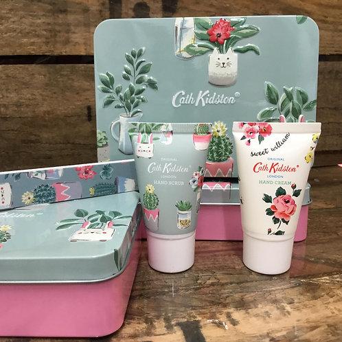 Cath Kidston Plant Pots Hand Care Set