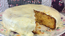 Hospice Cake
