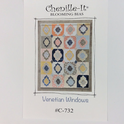 Chenille-It - Venetian Windows Pattern