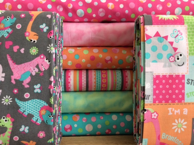 Fabric, Fabric and more Fabric